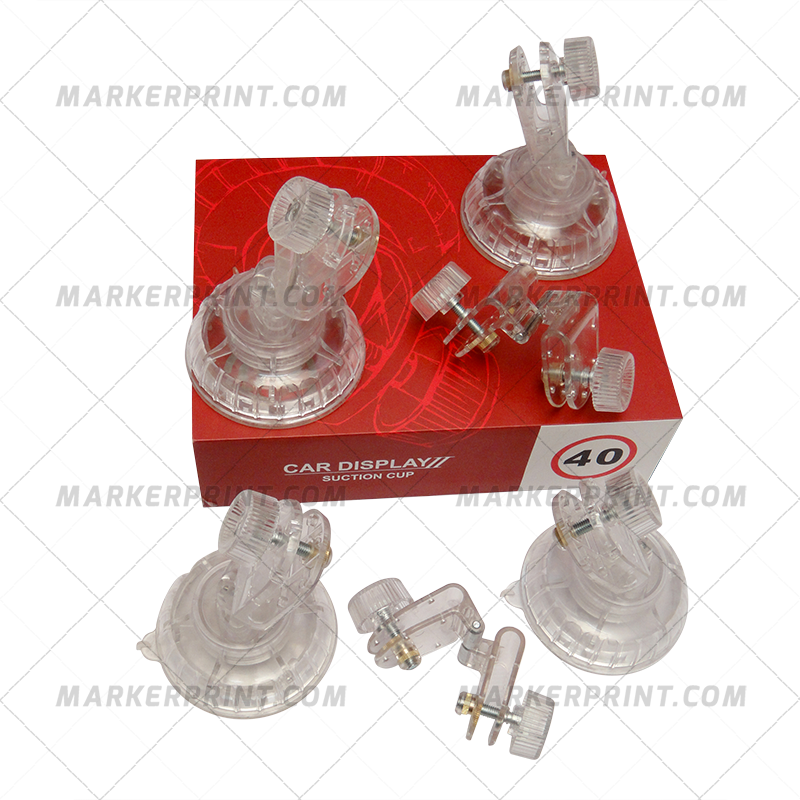 Car Display Suction Cup Kit-00