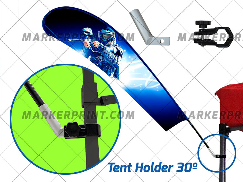 Base Bandera Tent Holder 1